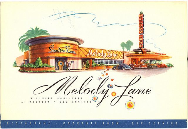 Starlight Room at the Melody Lane, Wilshire & Western, Los Angeles (2)