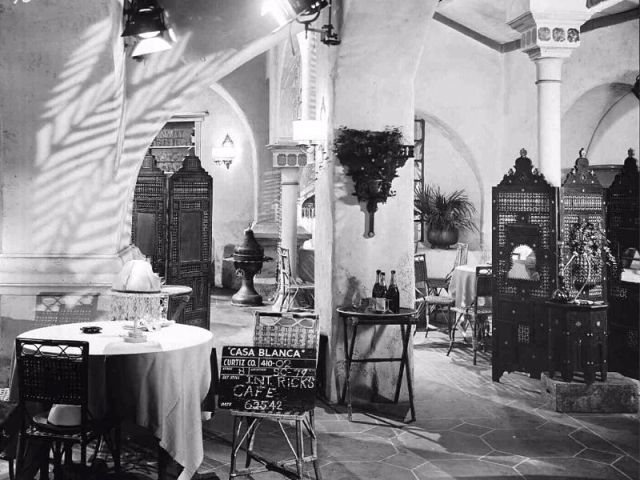 Rick S Cafe Americain Casablanca