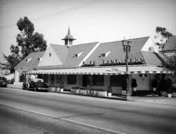 Cafe Trocadero, on the Sunset Strip