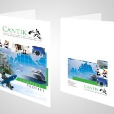 Cantik Brochure Cover
