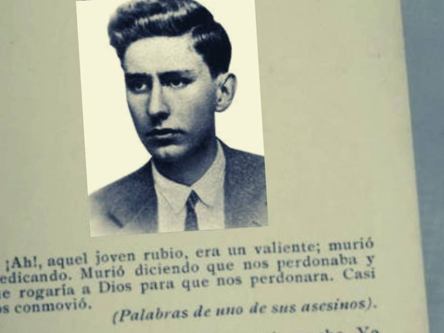 Juan Roig i Diggle, asesinado el 12 de septiembre de 1936, será beatificado como mártir.