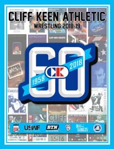 Cliff Keen Wrestling Catalog 2018-2019