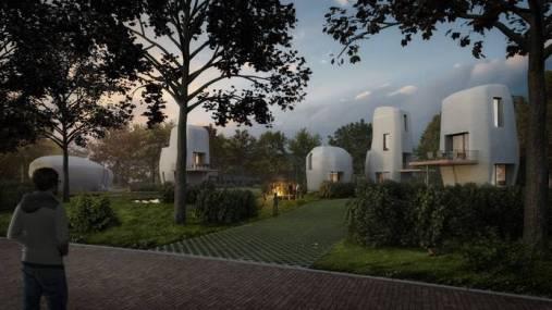 Is 3D printen de toekomst van de architectuur? image
