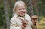 Sügisesene seenelugu Lahemaa metsadest