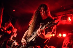 Cannibal Corpse & Krisiun @ Tapper