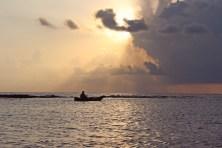 Fisherman at dawn Southbeach