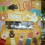 Sowing Kindness through Grafitti