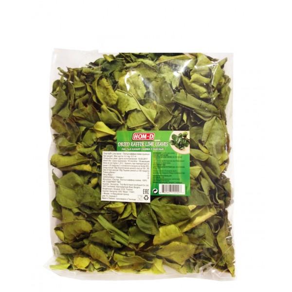 Листья каффир-лайма, Hom-D, пластиковый пакет, 100 г
