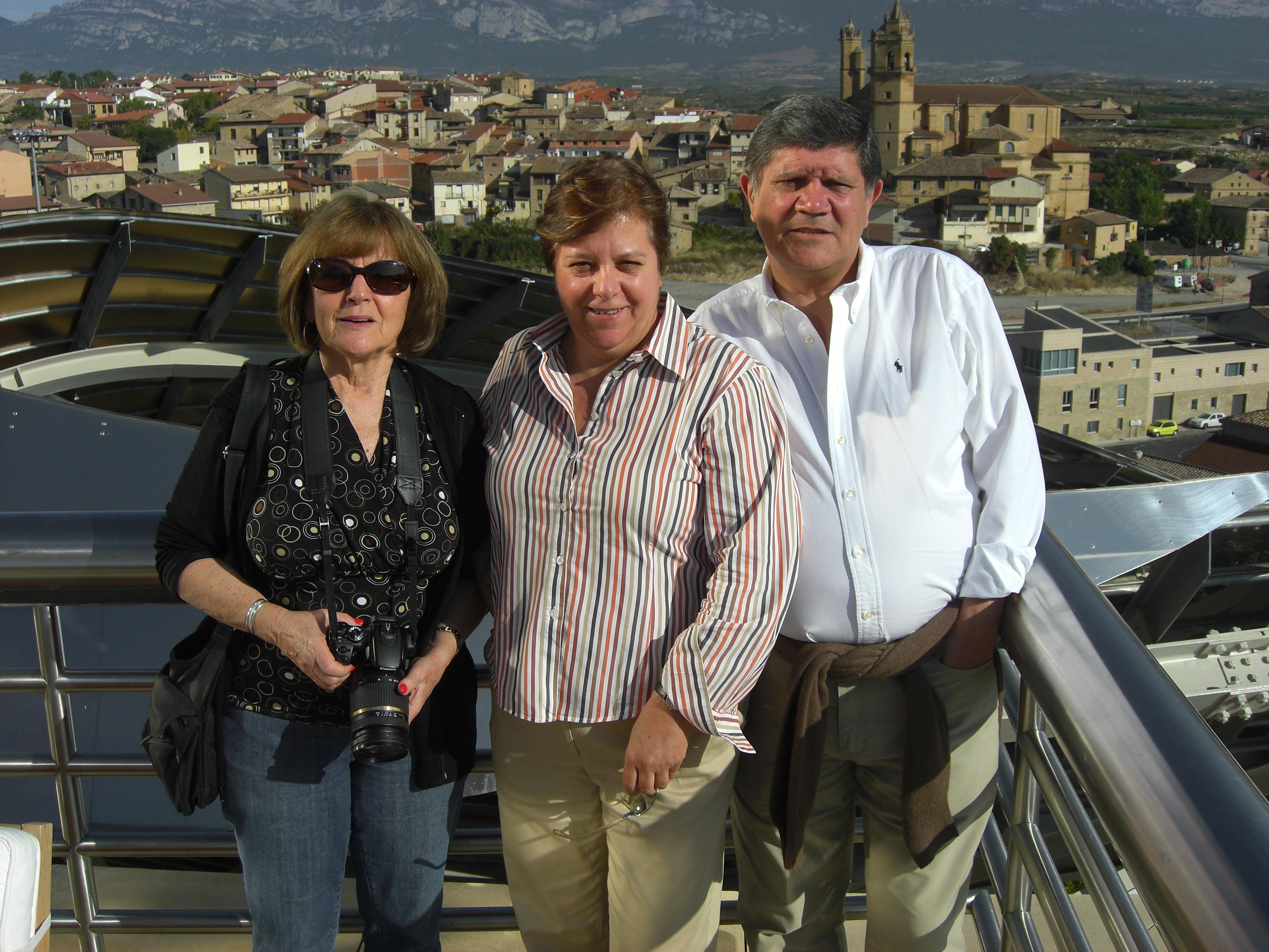 Carmen, Antonio and Susan