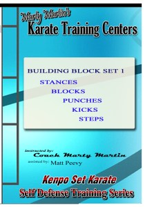 Enter Children's In Self Defense Building Block Set 1