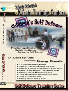 Enter Children's In Self Defense Jr Knife Set 1