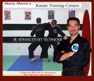 Enter Children's In Self Defense Advanced Techniques