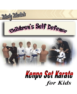 Kenpo Children's In Self Defense
