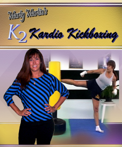 K2 Kardio Kickboxing Workout
