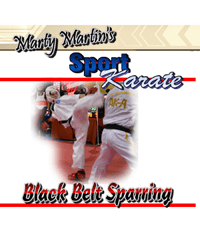 Enter Black Belt Sparring