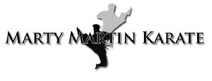 Enter Marty Martin Karate Logo