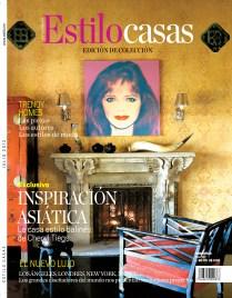 Estilo Casas Magazine Cheryl Tiegs house Martyn Lawrence Bullard designer