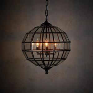 Cortes Globe Pendant