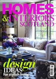 Homes & Interiors Scotland Martyn Lawrence Bullard