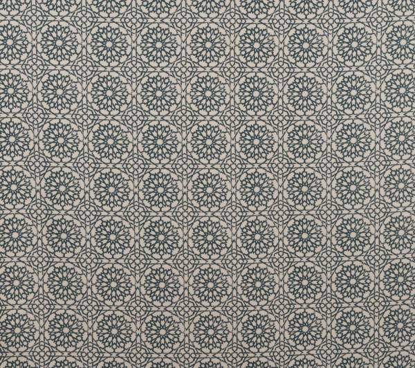 Mamounia Petite ocean Indoor fabric by Martyn Lawrence Bullard