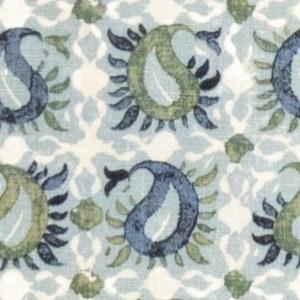 Agra Indian Ocean indoor fabric by Martyn Lawrence Bullard