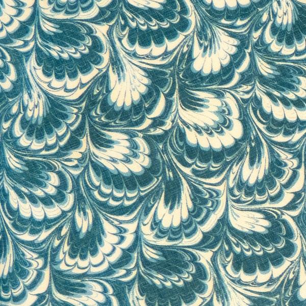 Danieli Ocean turquoise blue green indoor fabric by Martyn Lawrence Bullard