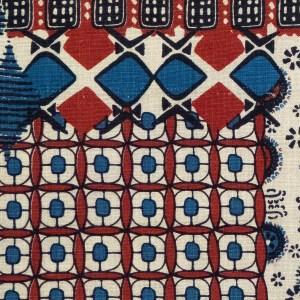 Halcyon dahlia indoor fabric by Martyn Lawrence Bullard