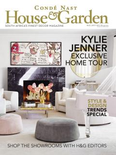 House & Garden SA - Martyn Lawrence Bullard's design for Kylie Jenner