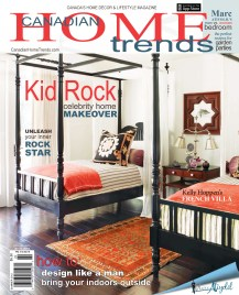 Canadian Home Trends Kid Rock home designed by Martyn Lawrence Bullard