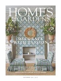 Homes & Gardens - home designed by Martyn Lawrence Bullard