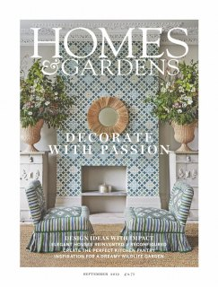 Homes & Gardens - home designed by Martyn Lawrence Bullard