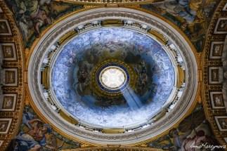 Ceiling in Vatican