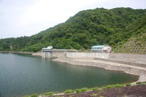 山王海ダム 平安の湖