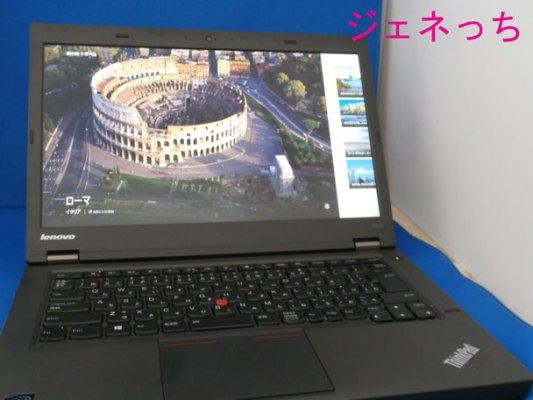 ThinkPadT440p14型モニター