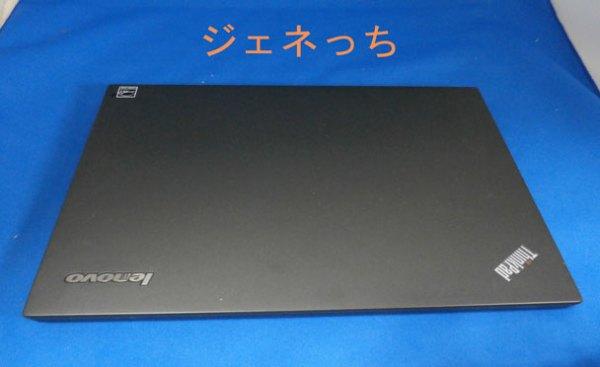 ThinkPadT440s本体