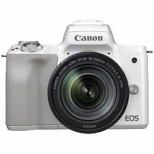 EOSKISSM-L18150KWH ミラーレス一眼カメラ EOS Kiss M EF-M18-150 IS STM レンズキット