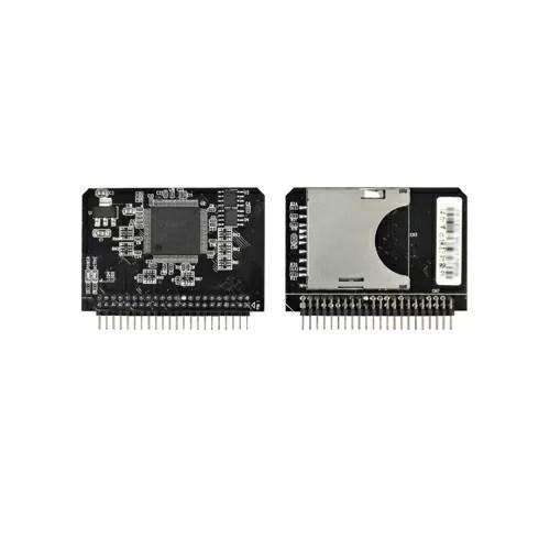 変換名人 SD→IDE変換アダプタ SDHC→IDE44pinオス SDHC-M44A/2