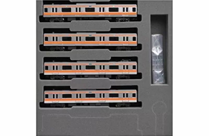 92338 E233系通勤電車(中央線・T編成)増結セット2 (4両)