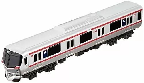 4905802110079 No.07 つくばエクスプレス(増備車両)