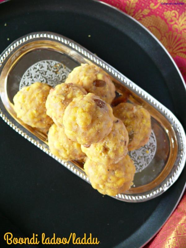 boondi ladoo recipe /boondi laddu