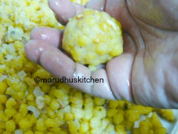 MIX AND SHAPE LADOO'S STORE