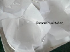 MAKE PARCHMENT CUPS