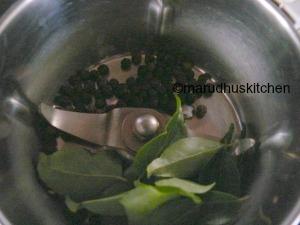 pepper idli fry /pepper capsicum mini idli