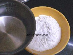 karachi bombay halwa /corn flour halwa recipe