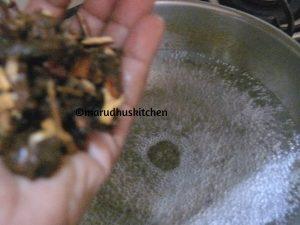 how to make nannari sarbath at home /nannari juice/nannari syrup