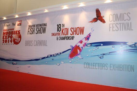 18th Singapore Koi Show & Championship 2014
