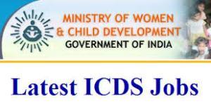 ICDS-Recruitment
