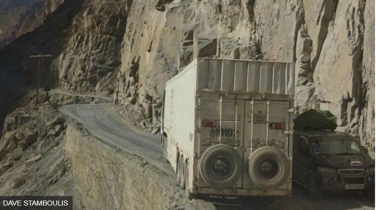 Most dangerous highway in World