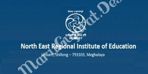 nerie-umiam-b-ed-admission-2021-through-ncert-cee-2021-exam