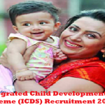 ICDS Gujarat Recruitment for Anganwadi Worker